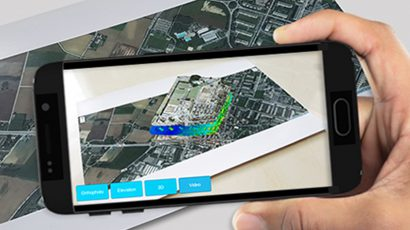 Augmented Reality App For Real Estate
